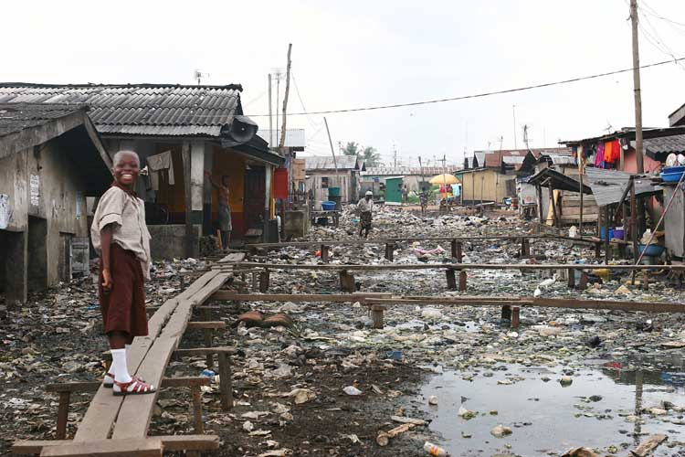 Worst Ghetto Ever TMB - Worst poverty in the world