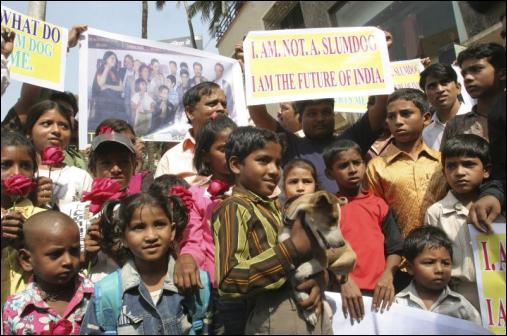 slum indien